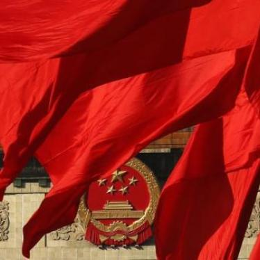 China: Justice Ministry Pressures Law Firms