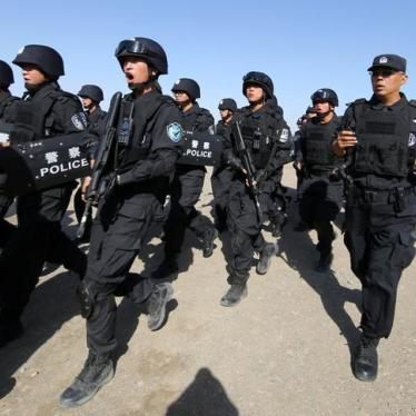 China: Free Xinjiang 'Political Education' Detainees