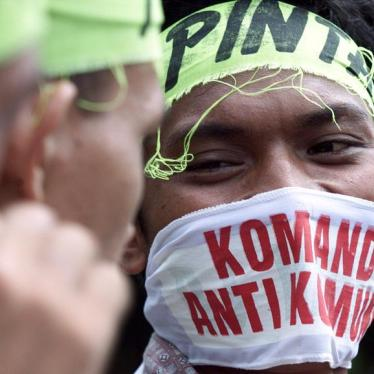 Indonesia's Dangerous 'Anti-Communist' Paranoia