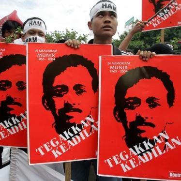 Justice Denied for Slain Indonesian Rights Activist Munir