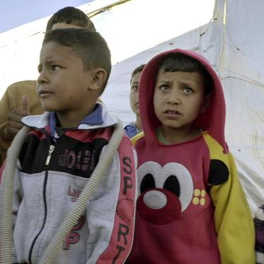 Syrian Refugee Children's Uncertain School Aid