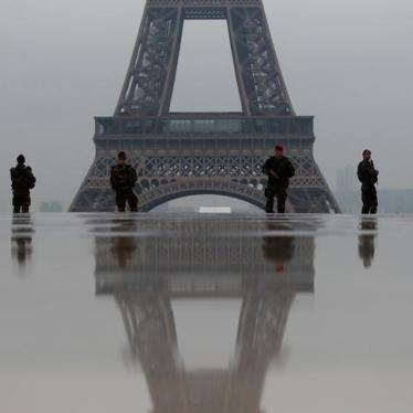 France: Flawed Security Bill Would Violate Rights