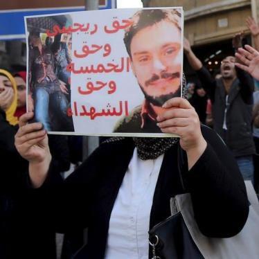 L'Italia rimanda ambasciatore in Egitto, ma caso Regeni ancora irrisolto