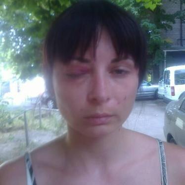 Украина: Женщина подверглась задержанию, содержанию в полной изоляции и пыткам