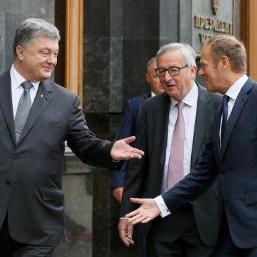 Ukraine: NGOs need EU help