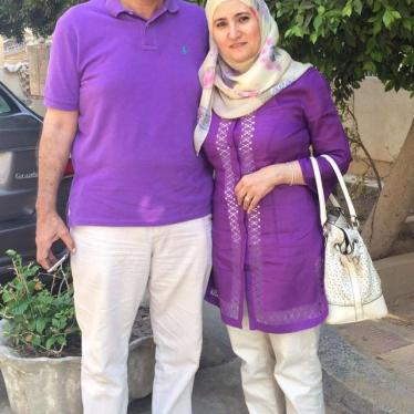 Egypt: Detained Couple Denied Fundamental Rights