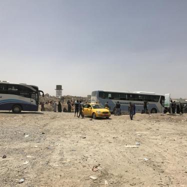"""العراق/إقليم كردستان: احتجاز 1400 امرأة وطفل من مناطق نفوذ """"داعش"""""""