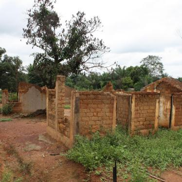 A Steep Slope Awaits the Wheels of Justice in Central African Republic