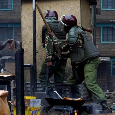 Kenya : Des policiers ont tué et blessé des manifestants à la suite de l'élection