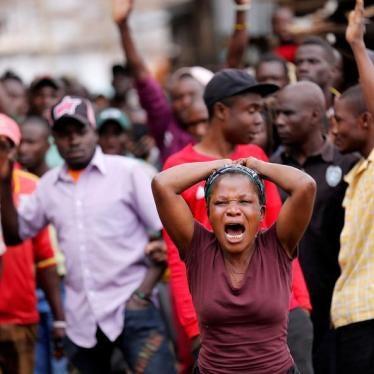 L'actu des droits humains sous l'œil de Human Rights Watch - 16 octobre