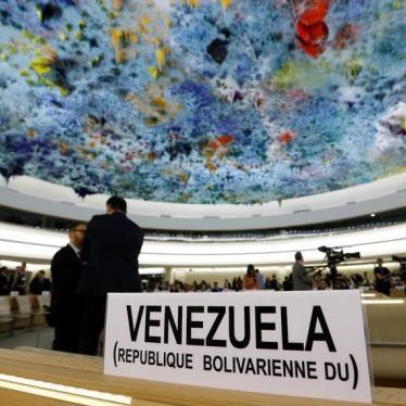 El Consejo de Derechos Humanos de la ONU confronta a Venezuela