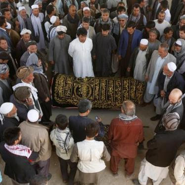 The Pain Behind the Numbers of Afghanistan's Deadly Attacks