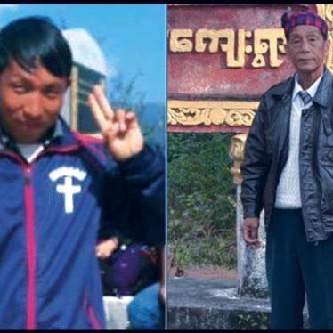 Myanmar: Drop Case Against Kachin Religious Leaders