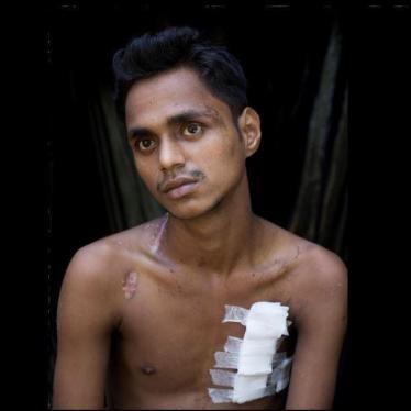 Birmanie : Massacre par l'armée de dizaines de villageois rohingyas