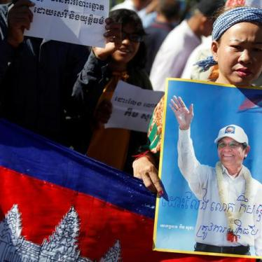 Cambodia: Opposition Party Threatened with Dissolution
