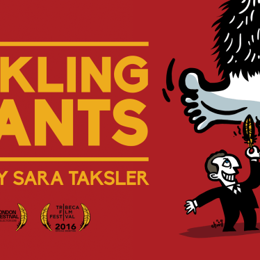 Special Screening of TICKLING GIANTS