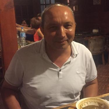 Out of political prison in Uzbekistan, and still an optimist