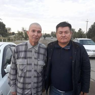Uzbekistan: 2 Activists Freed, Others Arrested