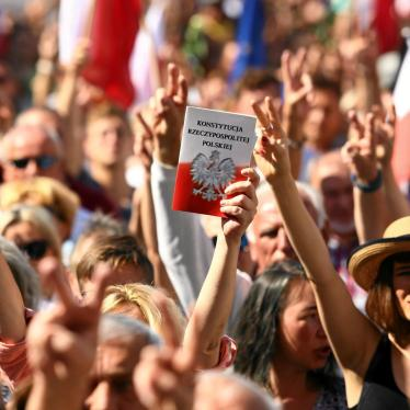 Poland: Dismantling Rights Protection