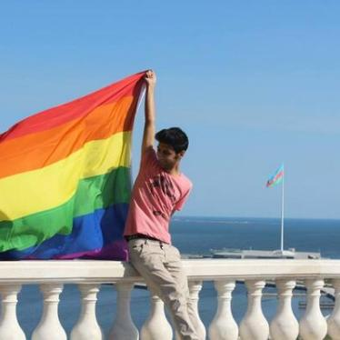 Azerbaijan: Anti-Gay Crackdown