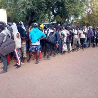 Algeria: Deported Migrants Robbed in Mali