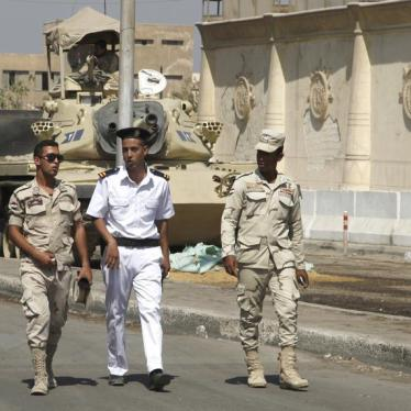Hope for Egypt's Scorpion Prison Inmates