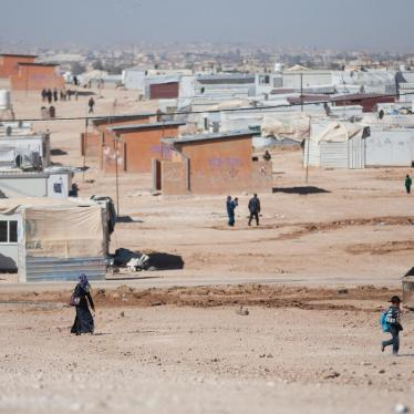 Jordan: Syrian Refugees Being Summarily Deported