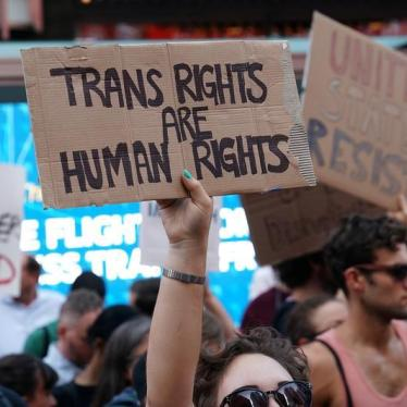 US Justice Department Reverses Position on Transgender Discrimination