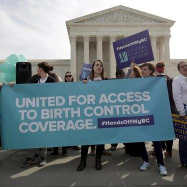 Trump Administration Restricts Access to Contraception