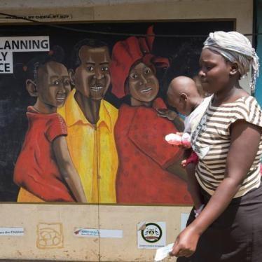 US: Trump Policy Harming Kenya, Uganda Health Services