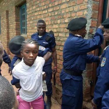 Afrique australe: Une répression accrue de la dissidence pacifique