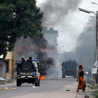DR Congo: Rebels Were Recruited to Crush Protests