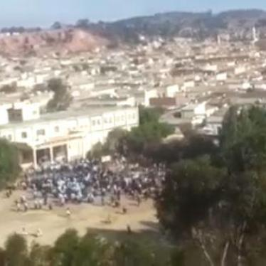 Mystery Shrouds Rare Protest in Eritrea