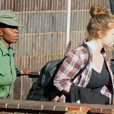 Zimbabwe: End Clampdown on Media