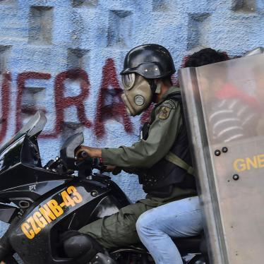 Addressing the human rights and humanitarian crisis in Venezuela
