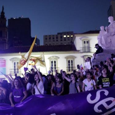 Brazil's Congress to Vote on Abortion Ban