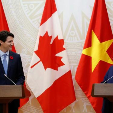 Canada Should Lead on Rights at APEC and ASEAN Summits