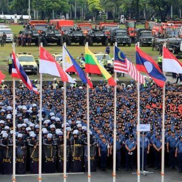 APEC/ASEAN: Prioritize Rohingya Crisis