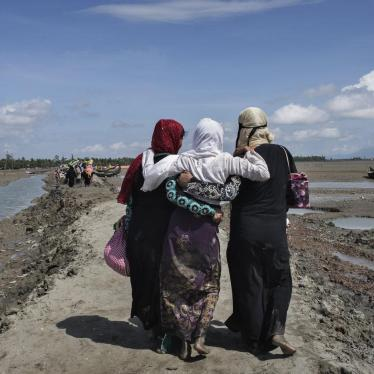 Japan Should Help Rohingya Rape Survivors