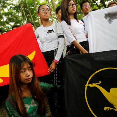 Burma: Withdraw Protest Ban in Yangon