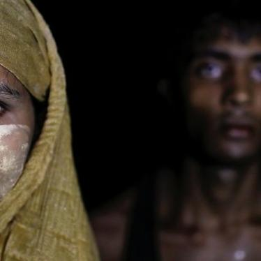 Australia Turning a Blind Eye to Ethnic Cleansing in Burma