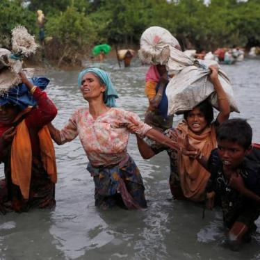 'The Darkness of Humans': Investigating Mass Rape in Burma