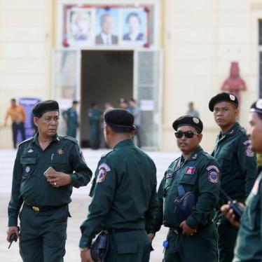 Cambodia: Supreme Court Dissolves Democracy