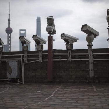 China: Police 'Big Data' Systems Violate Privacy, Target Dissent