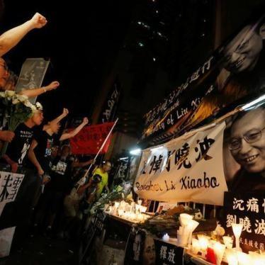 中国:释放重病异见人士