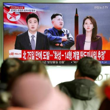 Power at All Costs: Where Missiles and Human Rights Overlap in North Korea