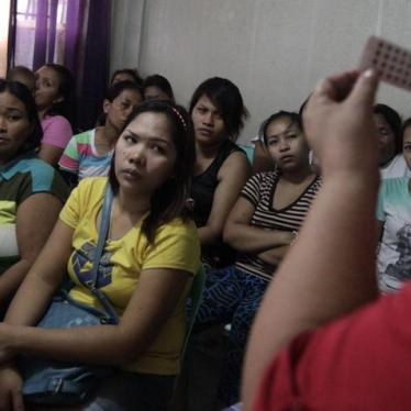 Philippines Lifts Ban on 51 Contraceptives