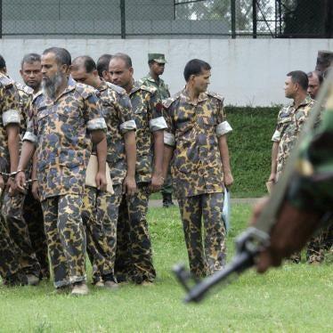 Bangladesh: Mass Death Sentences Confirmed