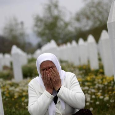 """محكمة دولية تسجن """"جزار البوسنة"""" مدى الحياة"""