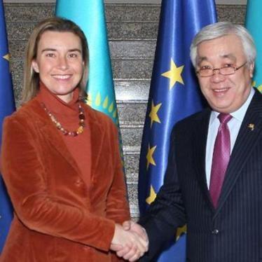 EU Needs to Press for Kazakhstan Reforms Now